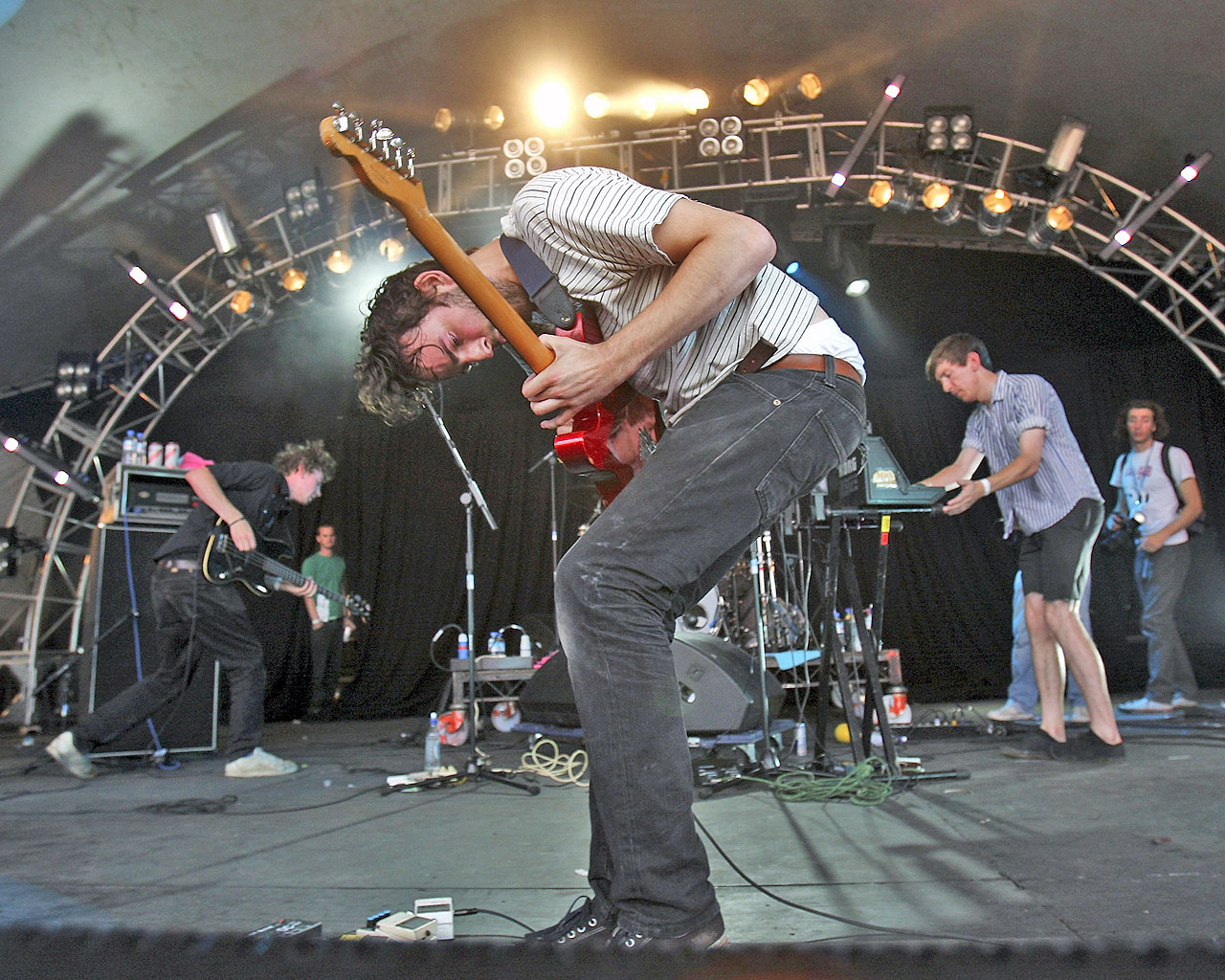 Foals Invade the Quarter This Sunday at House of Blues