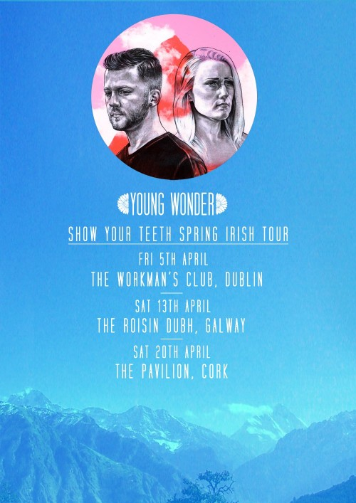 young wonder irish tour poster