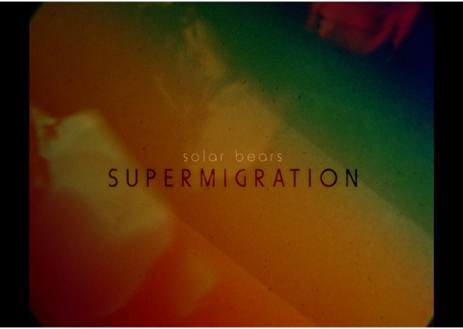 solar bears cover supermigration