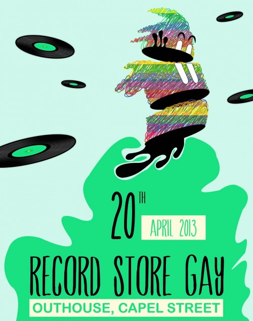 record store gay 2013