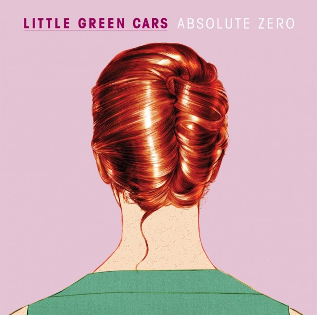 little green cars absolute zero cover