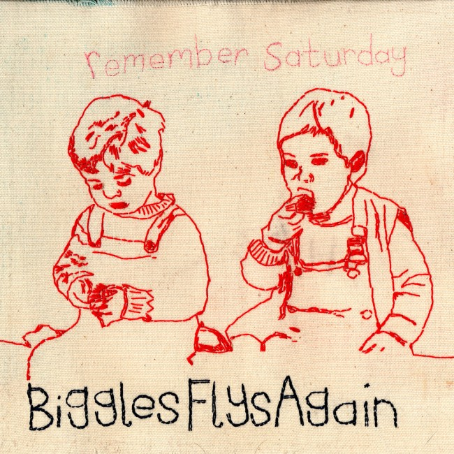 biggles flys again remember cover