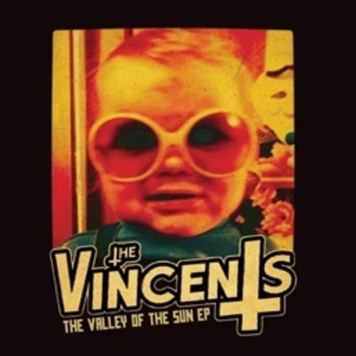 vincents valley of the sun cover