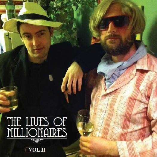 lives of millionaires EP cover