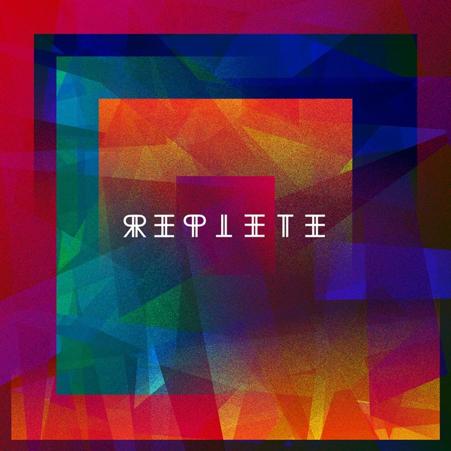 replete EP cover