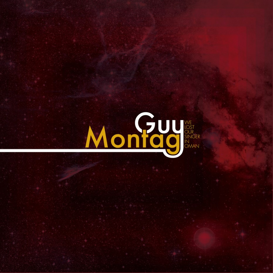 guy montag cover