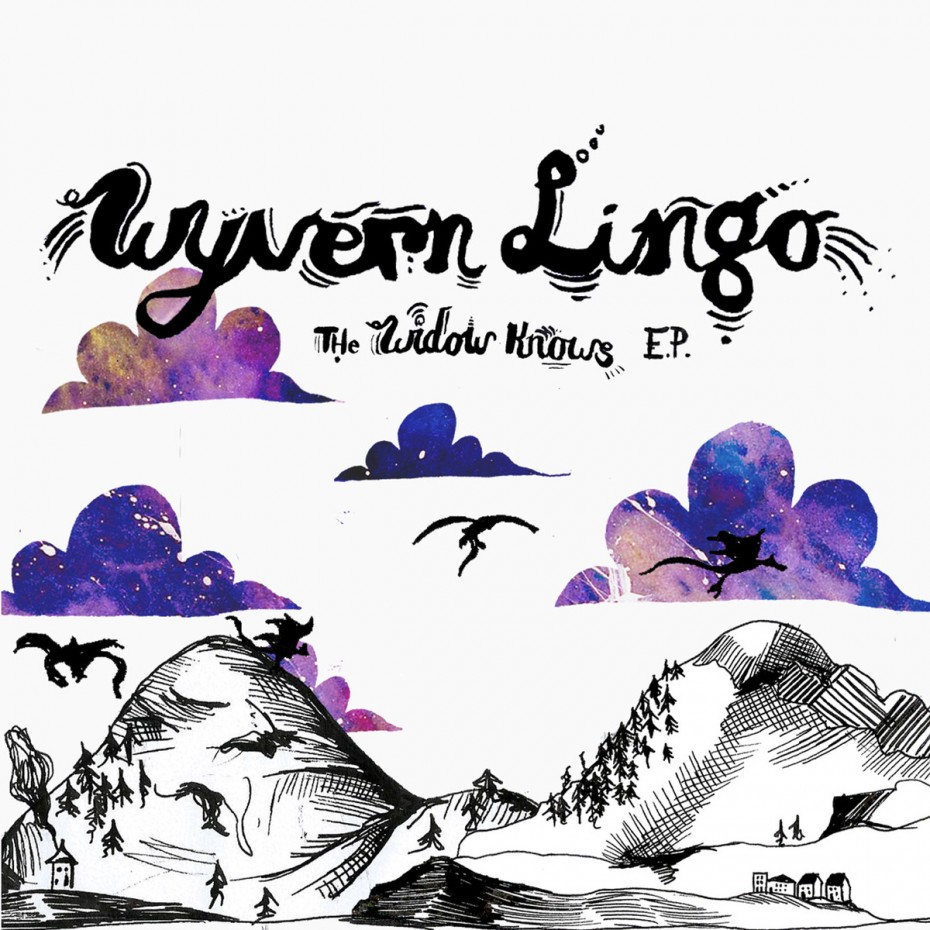 wyvern lingo the Widow Knows EP cover