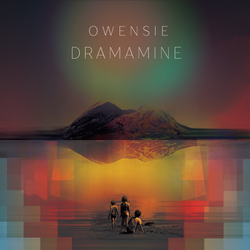 dramamine album cover