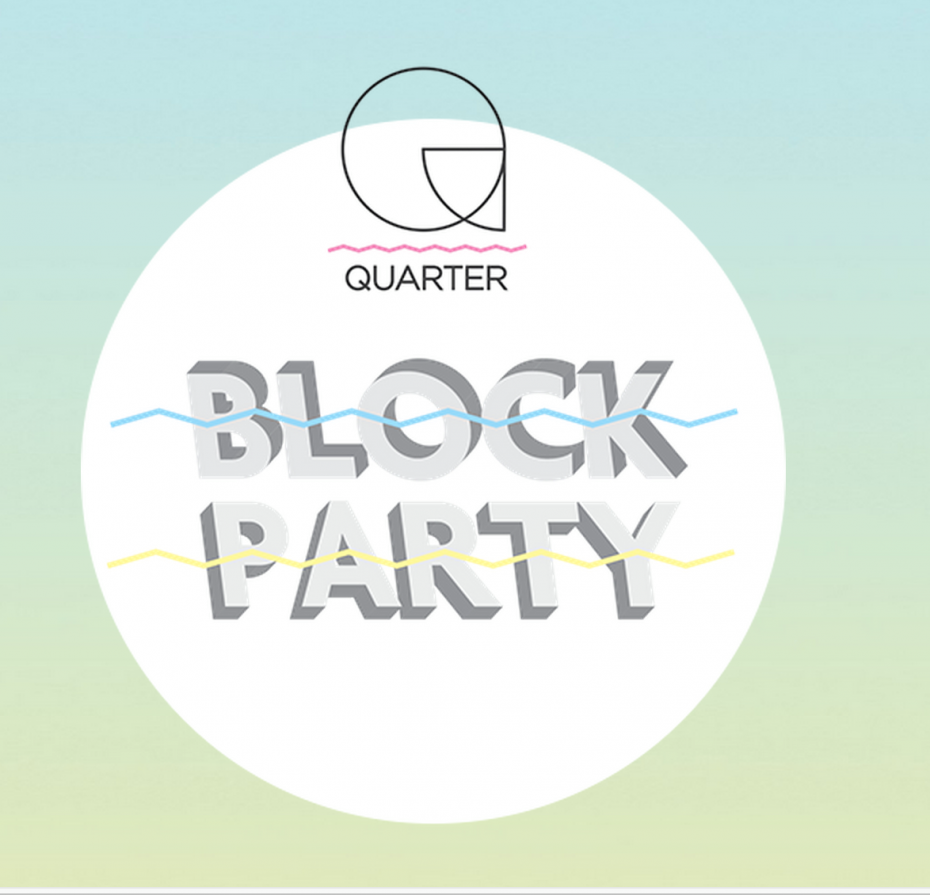 quarter block party