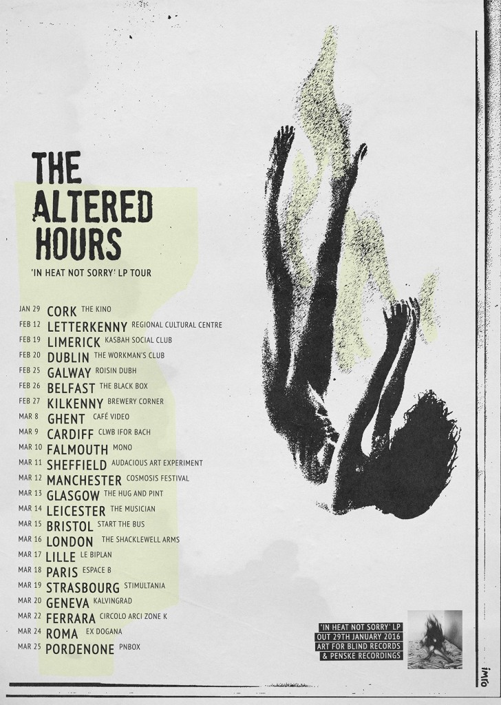 altered hours 2015 tour