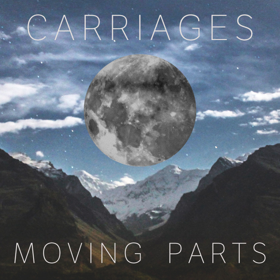 Moving Parts carriages cover