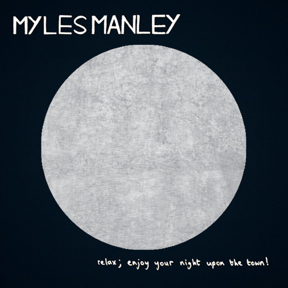 myles manley relax cover